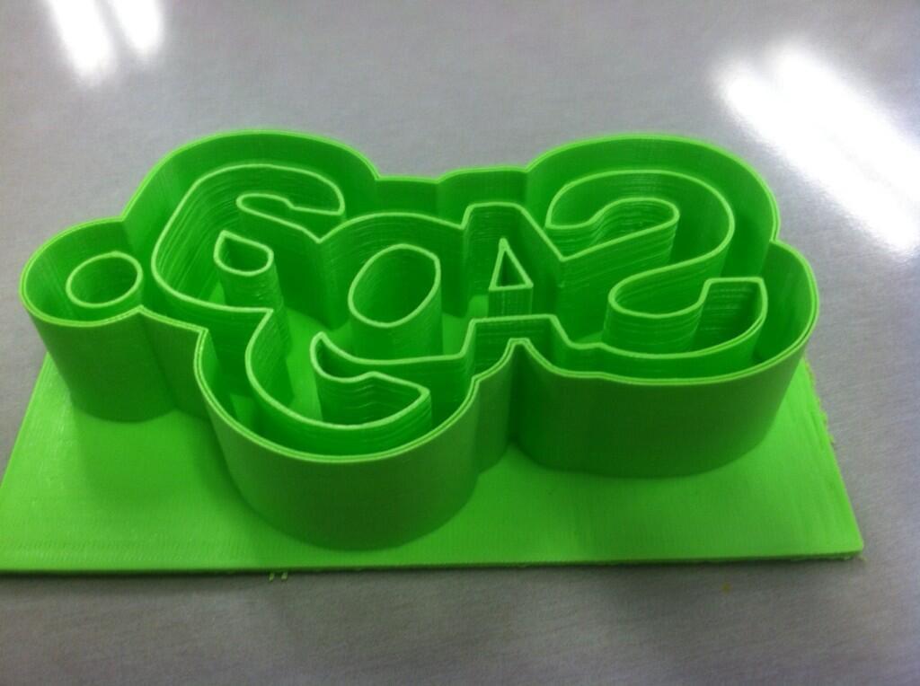 Saga Cookie Cutter
