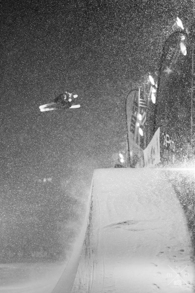 Snowy Grand Prix