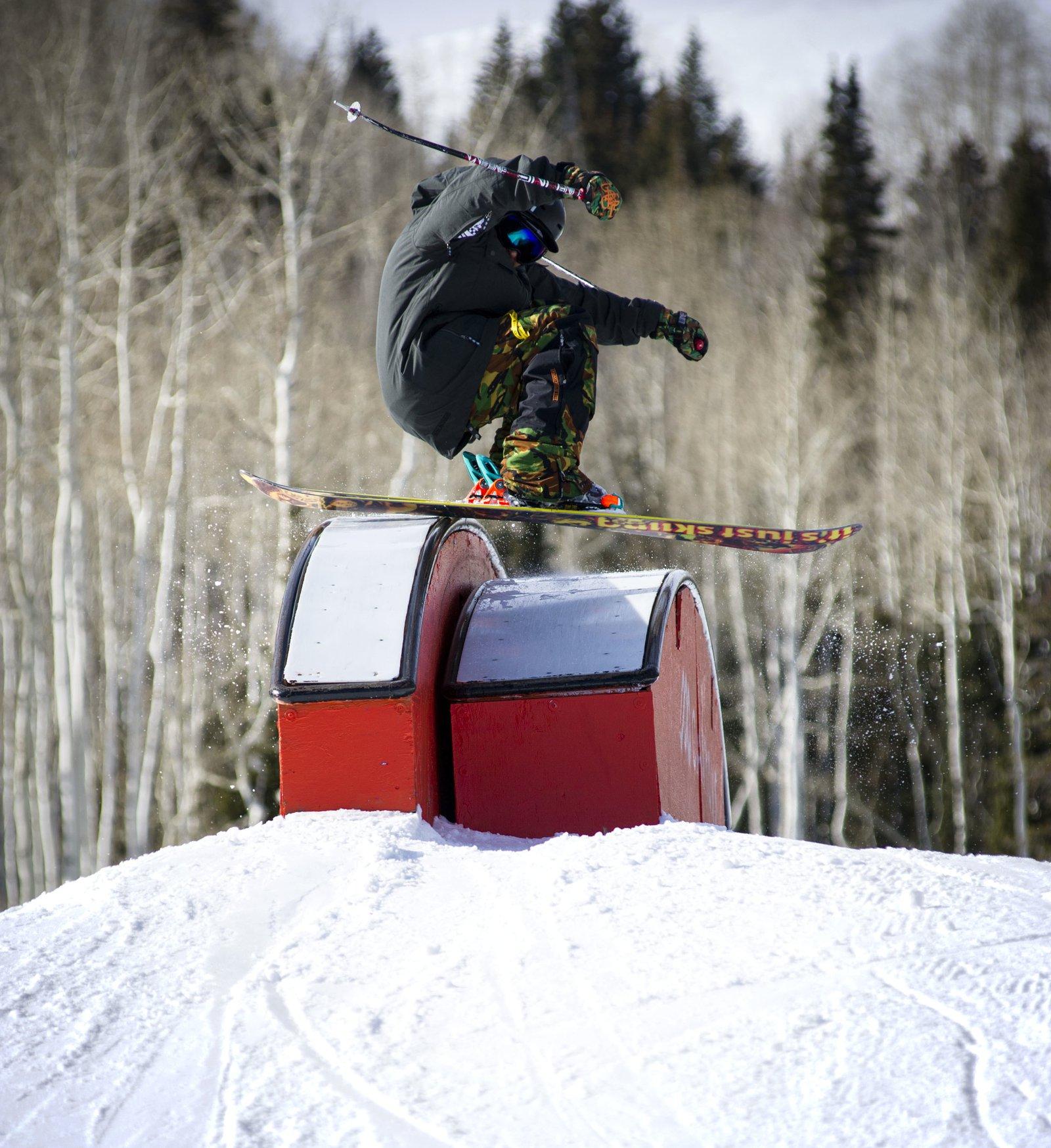The Lowdown -- J Skis gets down