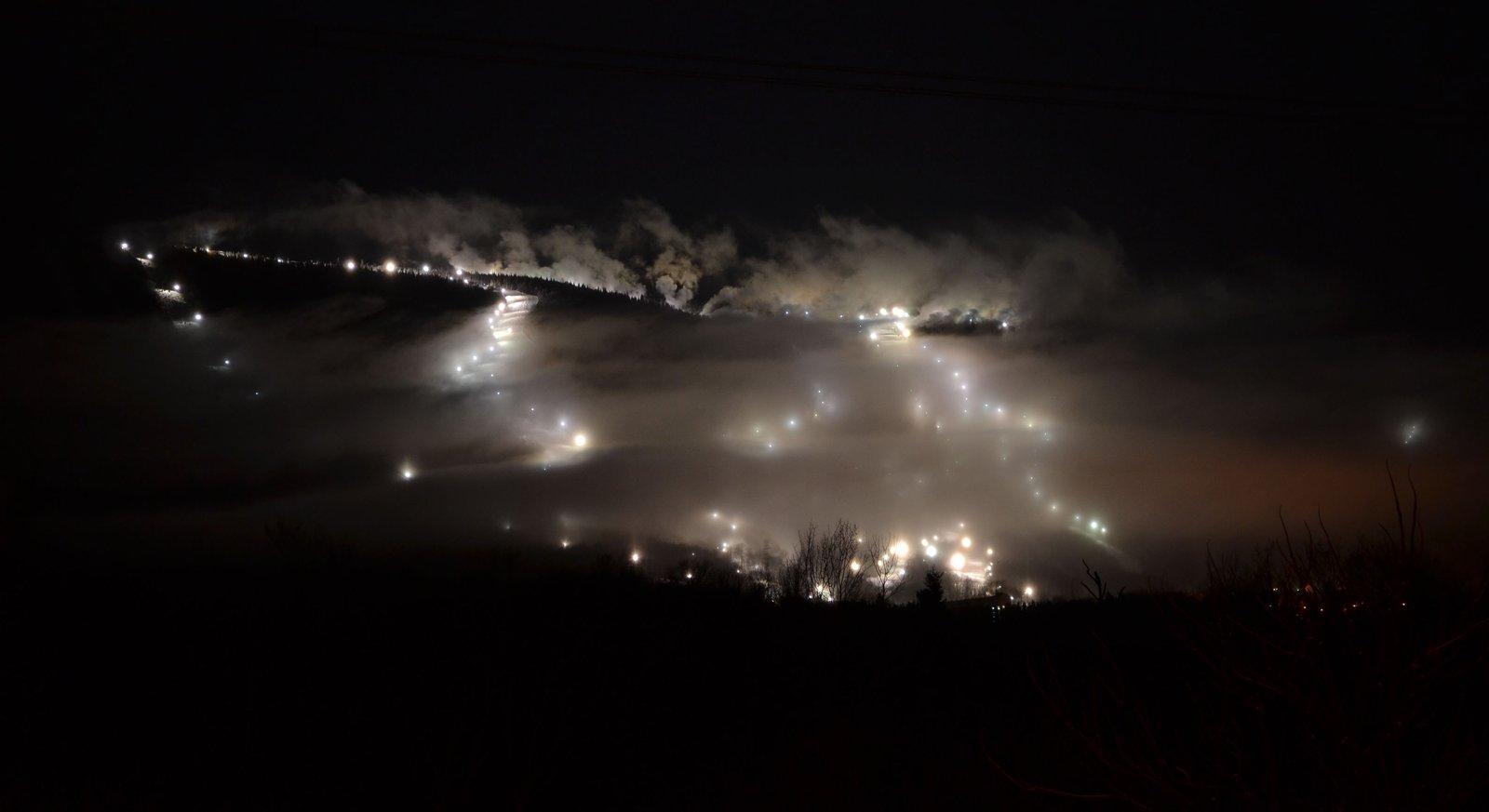 nuage artificiel
