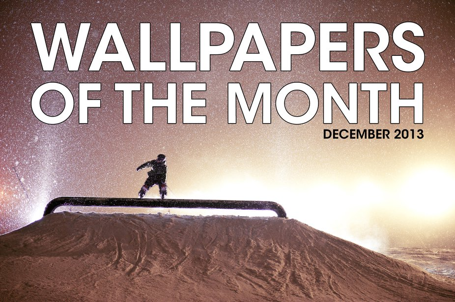Wallpapers of the Month