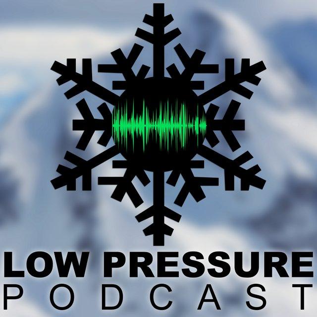 Ep8. Teaser - DANA FLAHR / FEET BANKS - Low Pressure Podcast