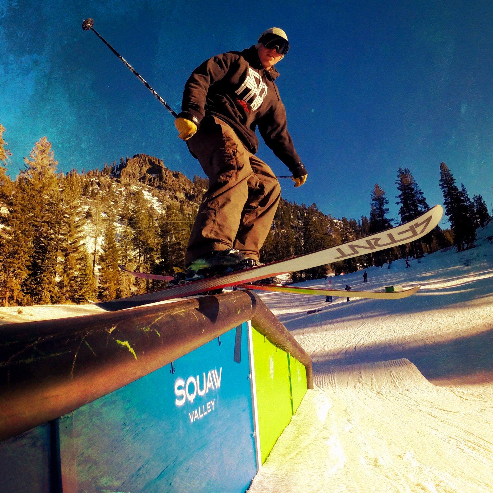 Rainbow Skis