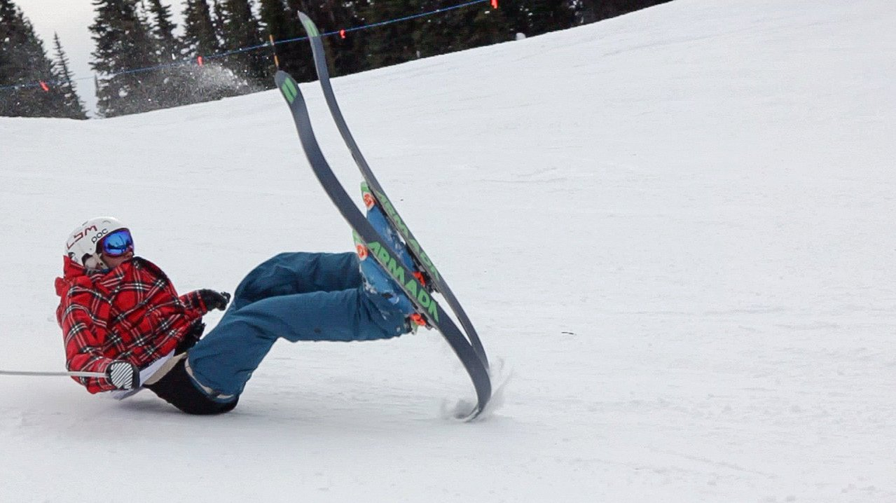 """Redefining """"noodle"""" park skis"""