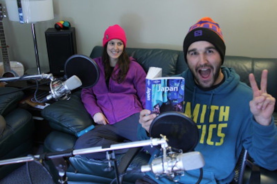 Ep9. X-Games and World Champion KELSEY SERWA and Big Mountain Shredder STAN REY - Low Pressure Podcast