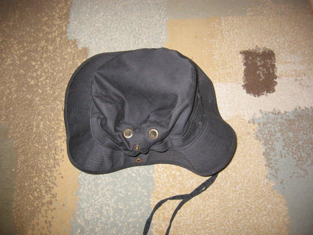 henrik casabon bucket hat