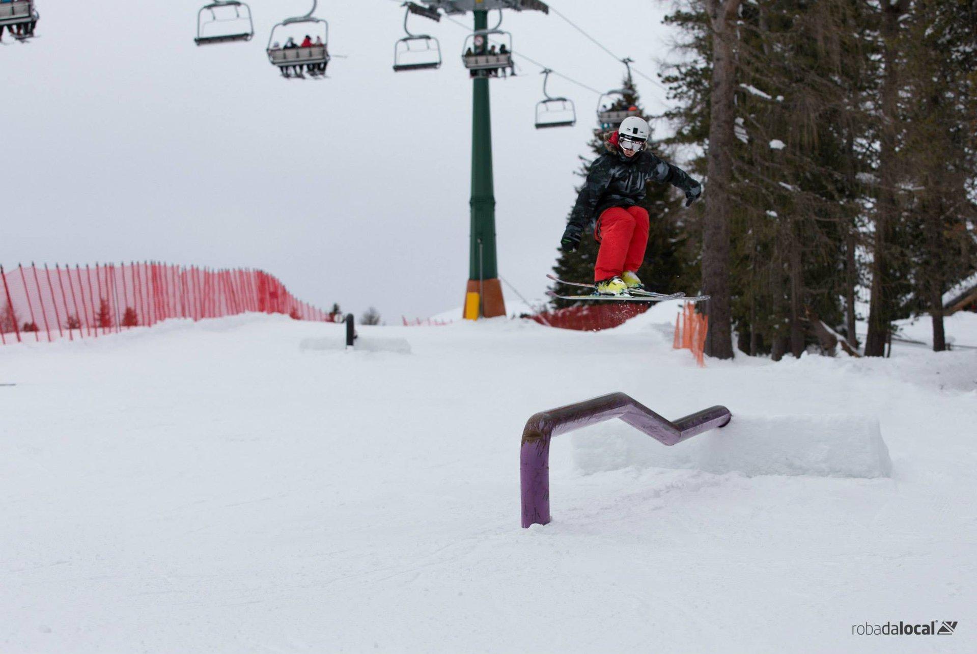 Disaster @ Morea Snowpark