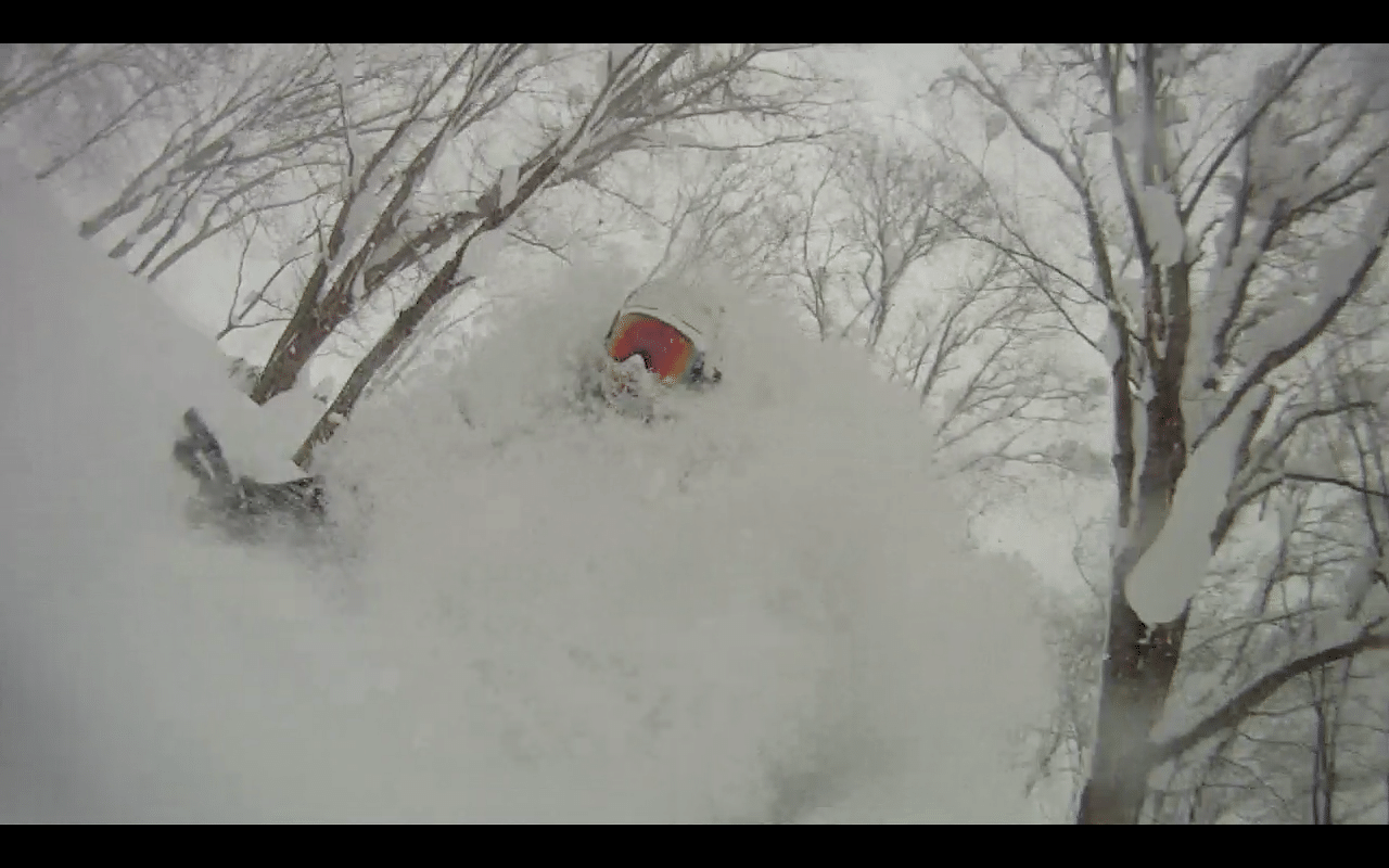 White room visits in Niseko