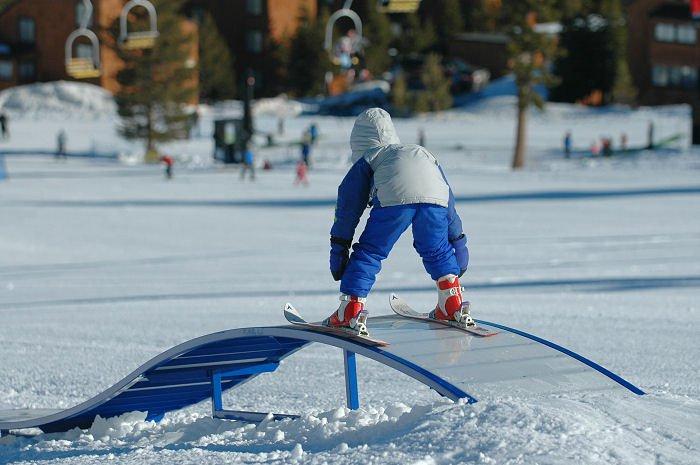 Let them Ski