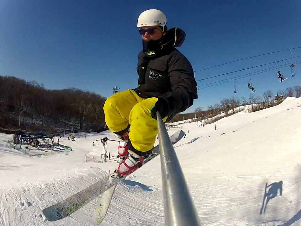 Tail Five Go Pro