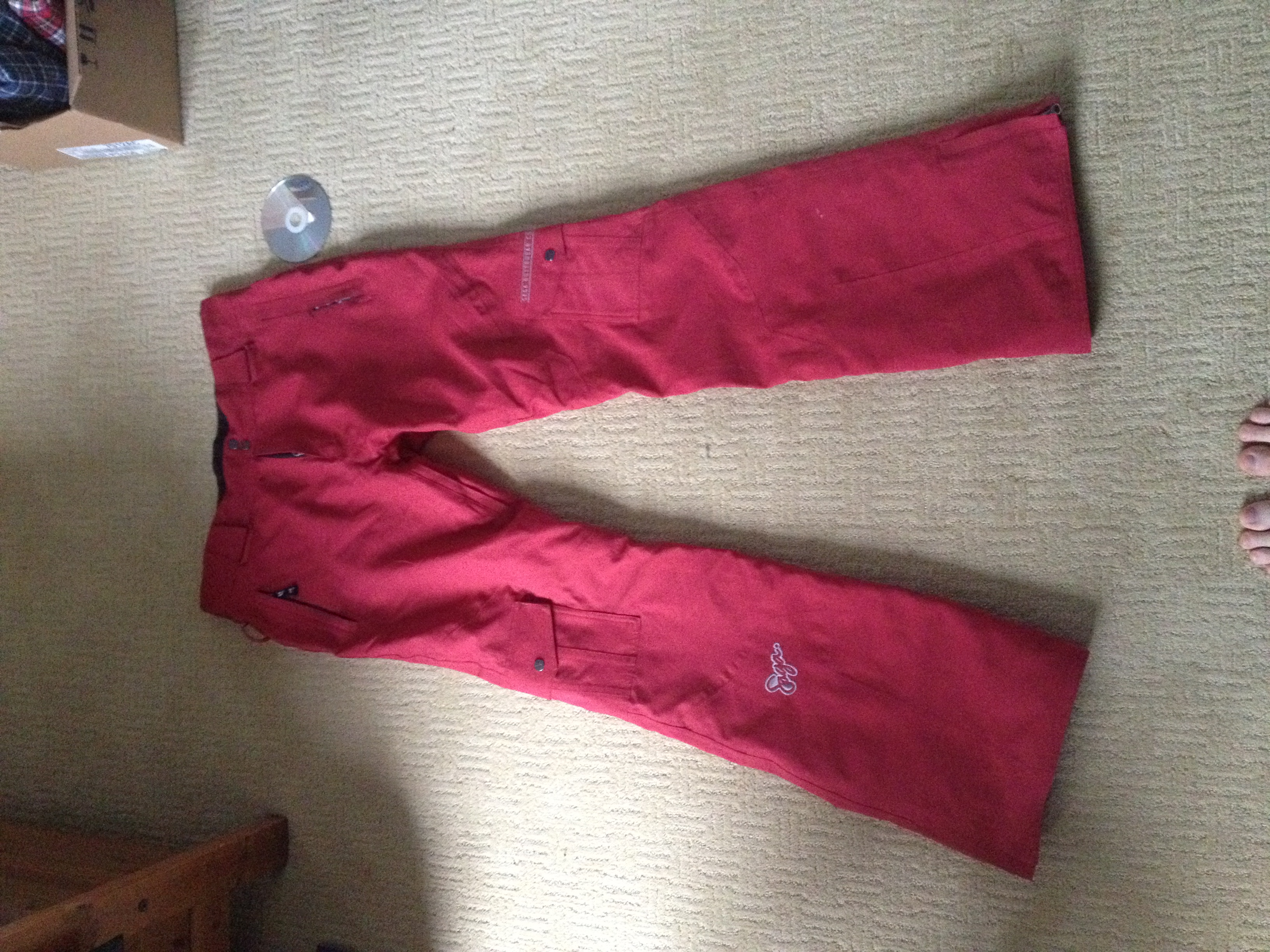 Fatigue McFly Pant XL