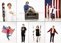 Gallery: First U.S. Olympic Halfpipe And Slopestyle Skiing Athletes Announced