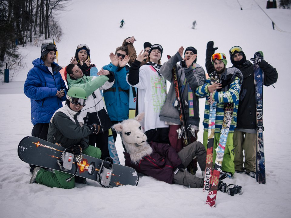 The NS Gathering at Loon, NH