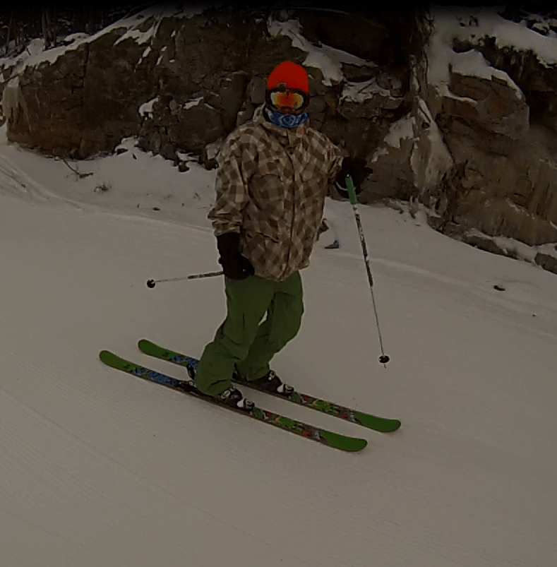 Skiing switch