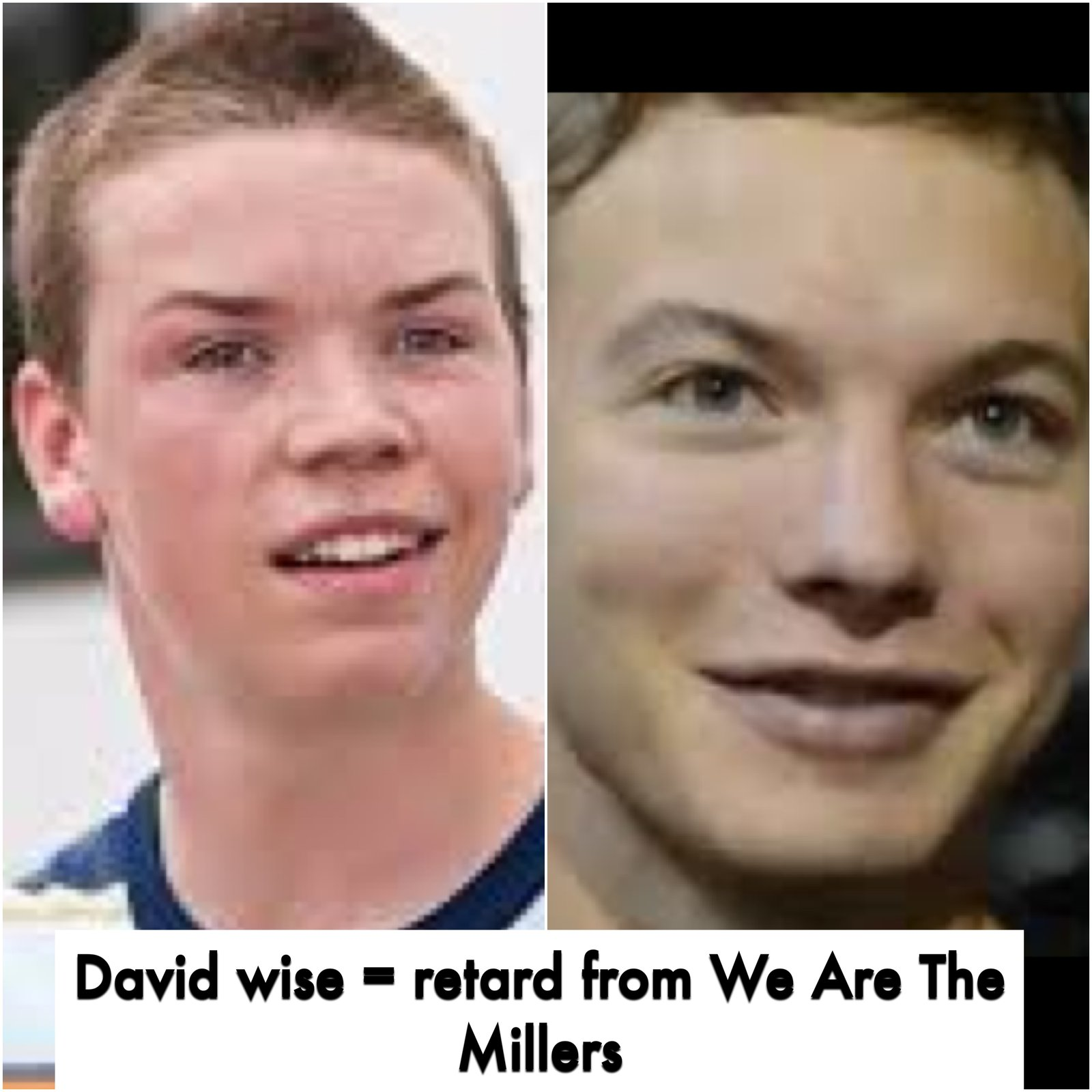 David Wise = Kenny MIller