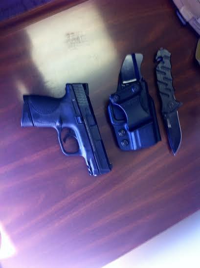 new holster