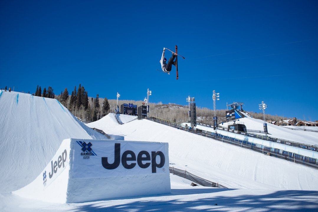 Men's Slopestyle Elimination X Games 2014
