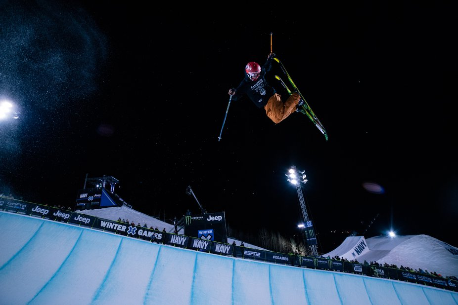 Men's Pipe Finals X Games 2014