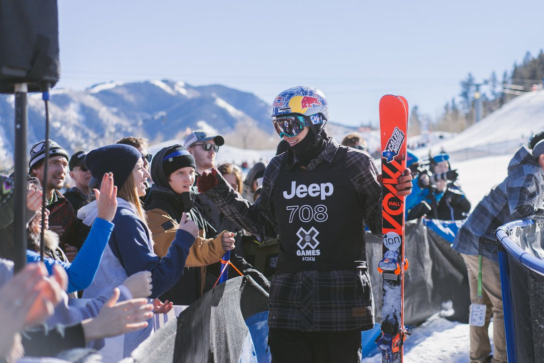 Men' Slope Final X Games 2014