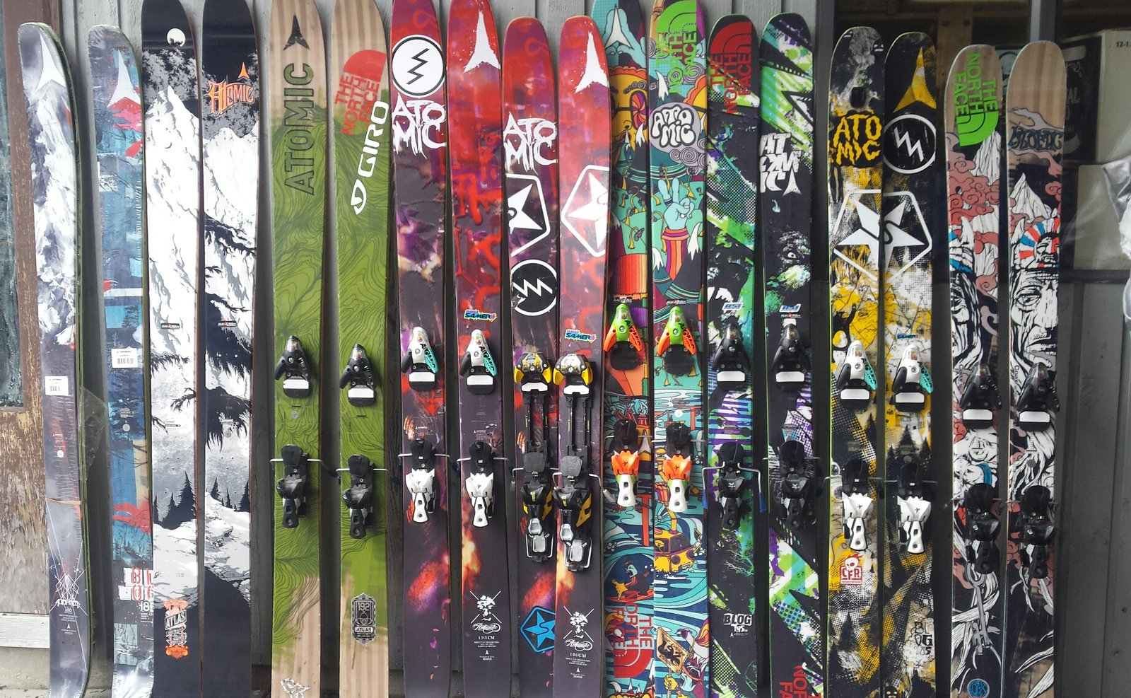 Atomic skis for sale