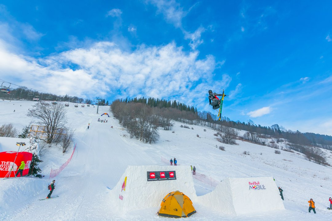 The North Face Polish Freeskiing Open 2014 - Day 1