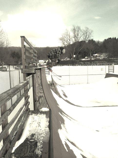Skatepark Tranny