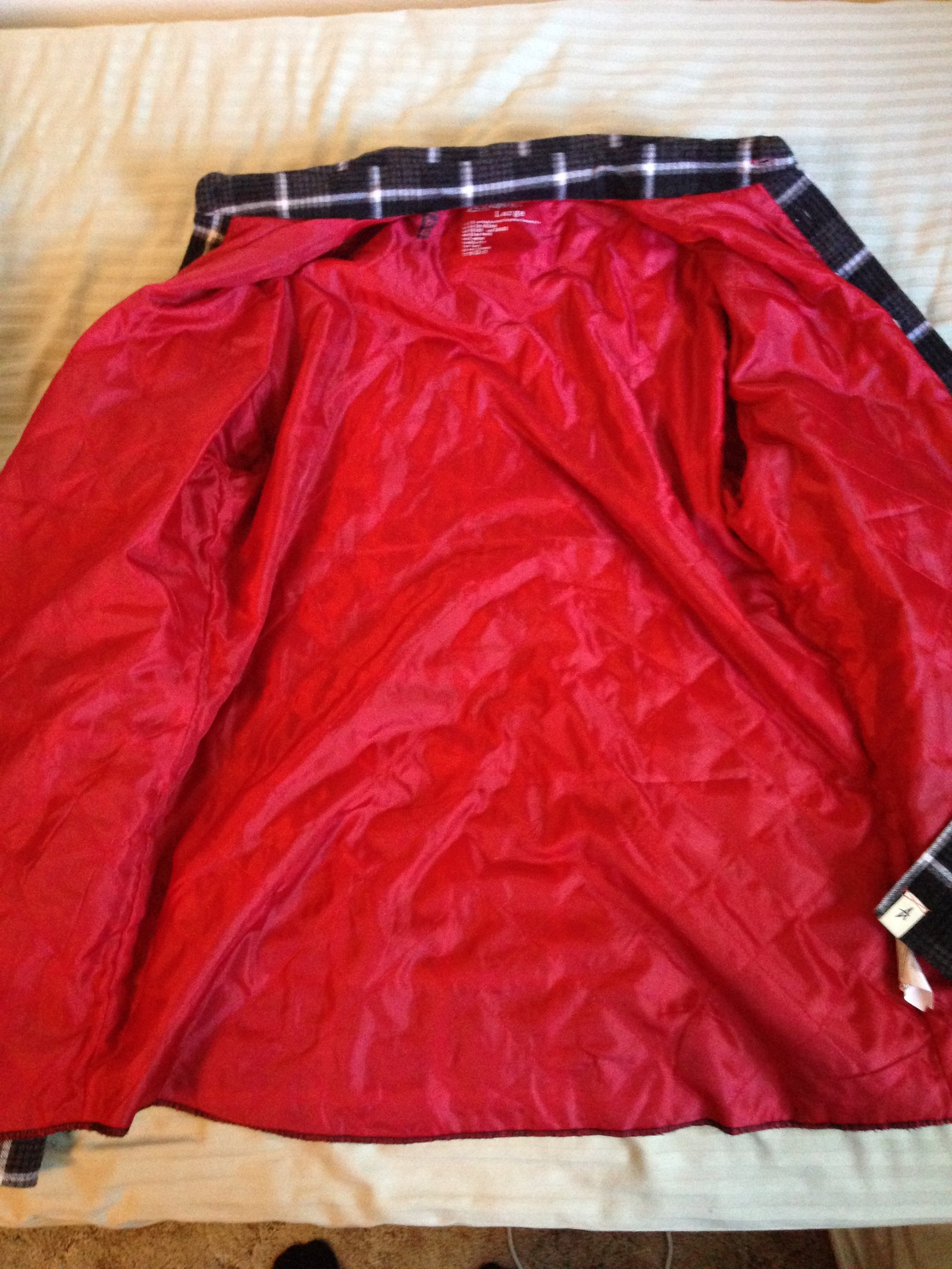 Altamount Flannel Inside