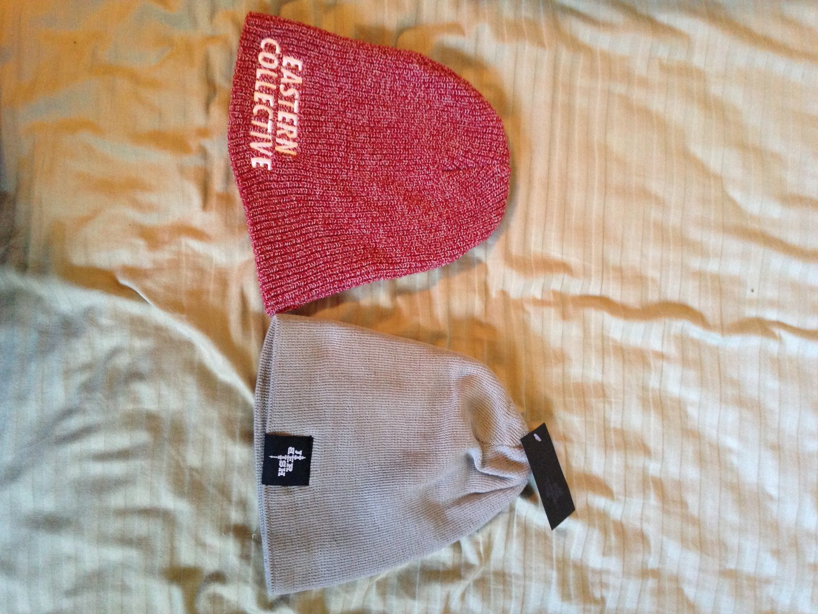 Jiberish Beanie and Eastern Collective