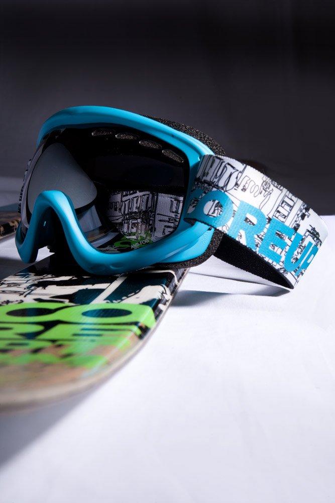 Banger : Skis + Snow Goggle