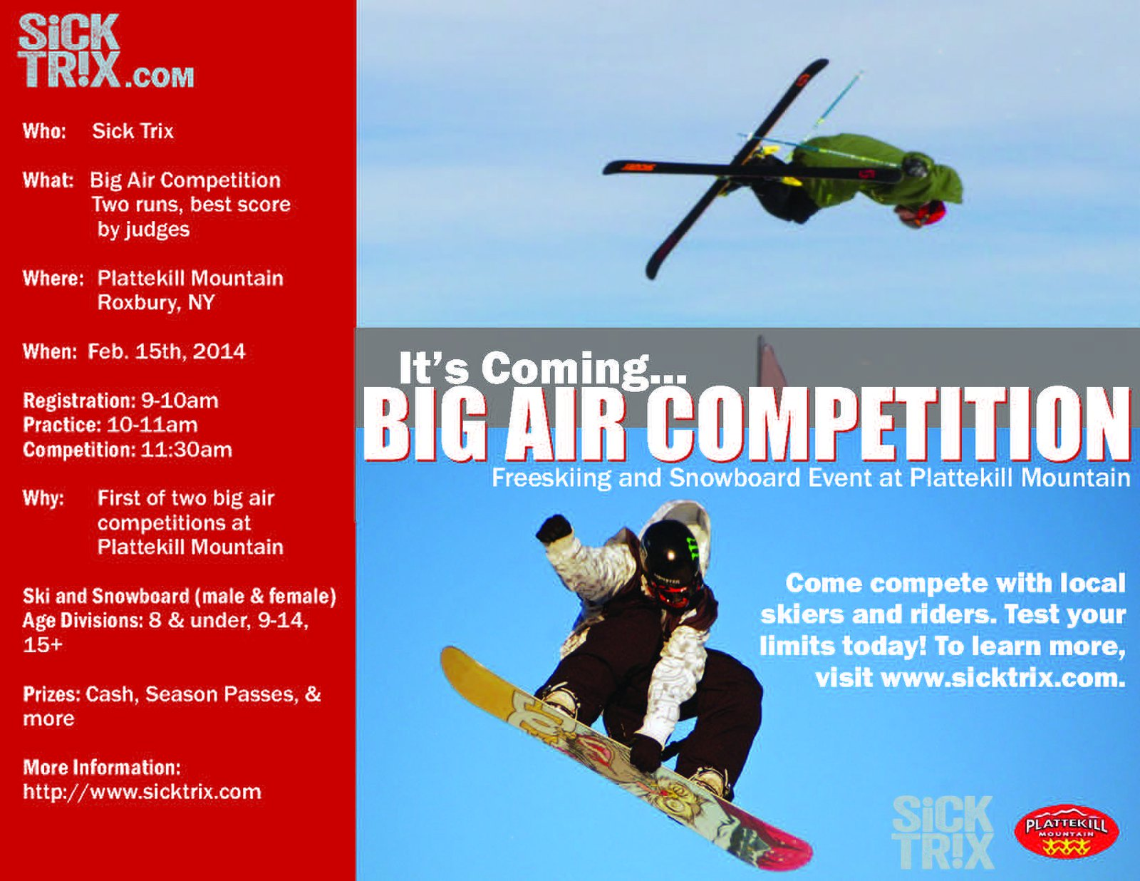 Big Air Competition