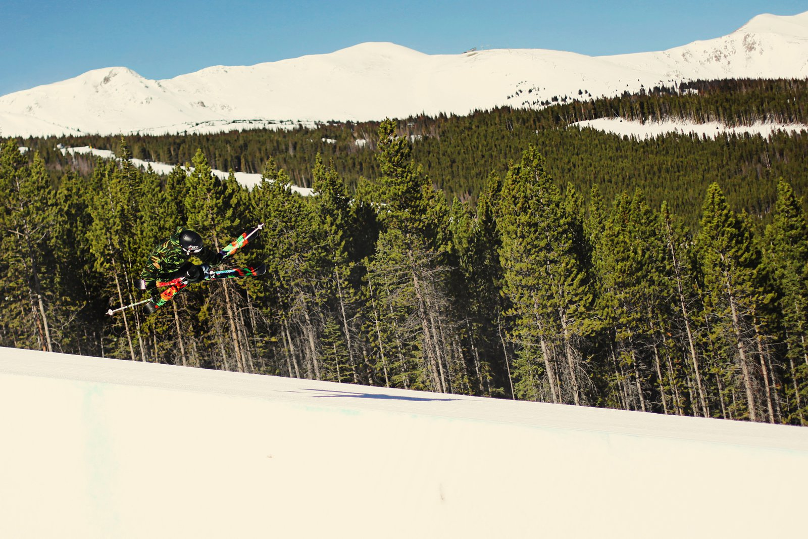riding some pipe!