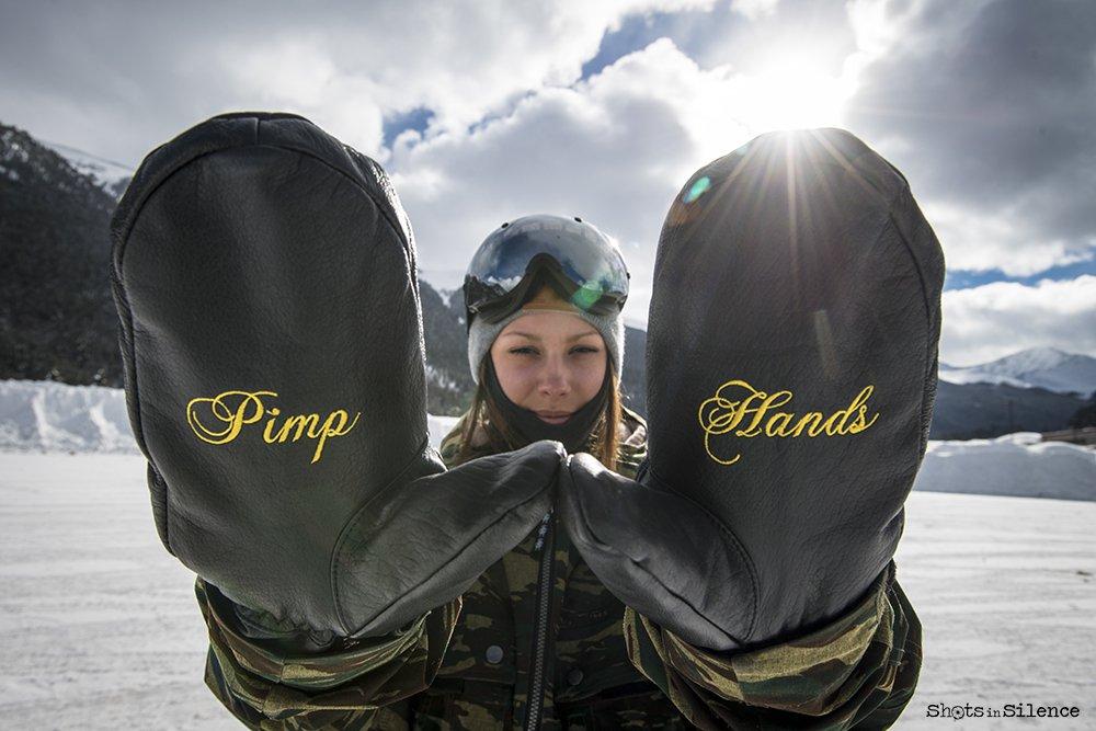 Pimp Hands