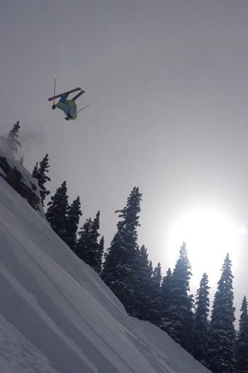 Pow Day At T-Ride