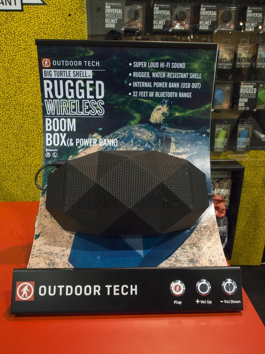 Outdoor Tech 2014-2015 Gear Preview