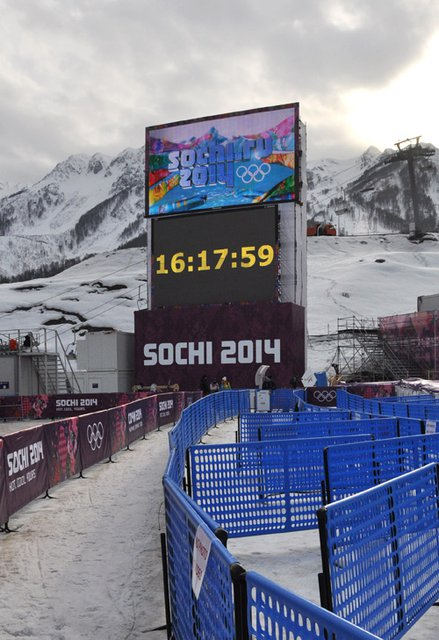 Sochi From the Inside