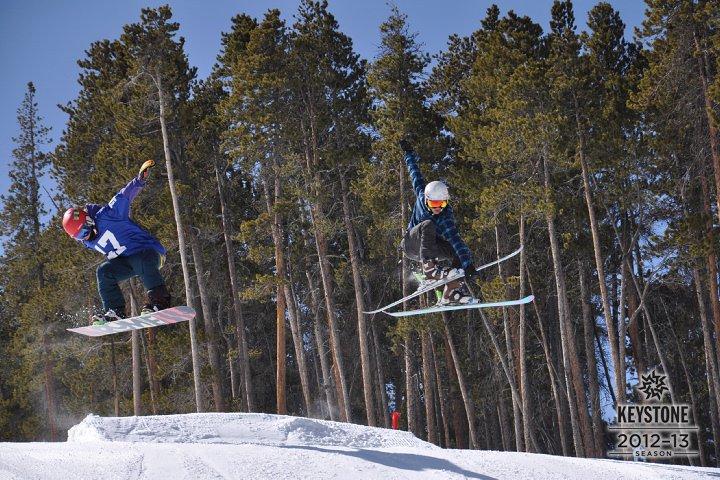Second week on skis at keystone.