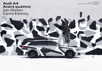 Jon Olsson Pro Model Audi