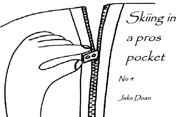 Skiing in a Pros Pocket: Jake Doan