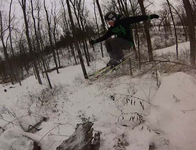 Throwing 1's in the forest