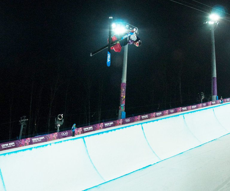 Olympic Ski Halfpipe Preview