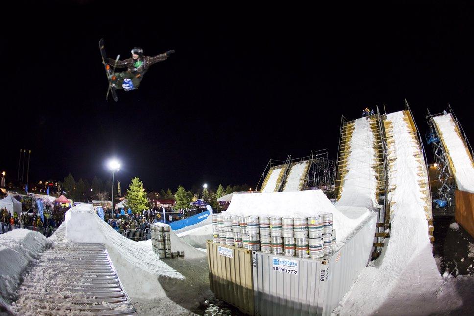 Winterfest Main Jump