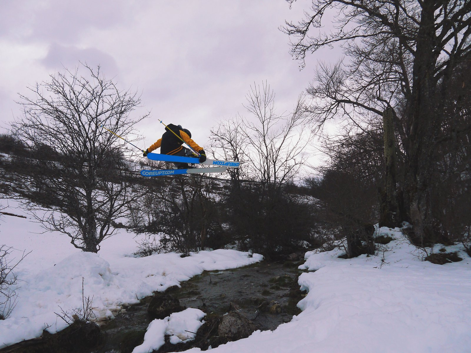 180 safety over the river