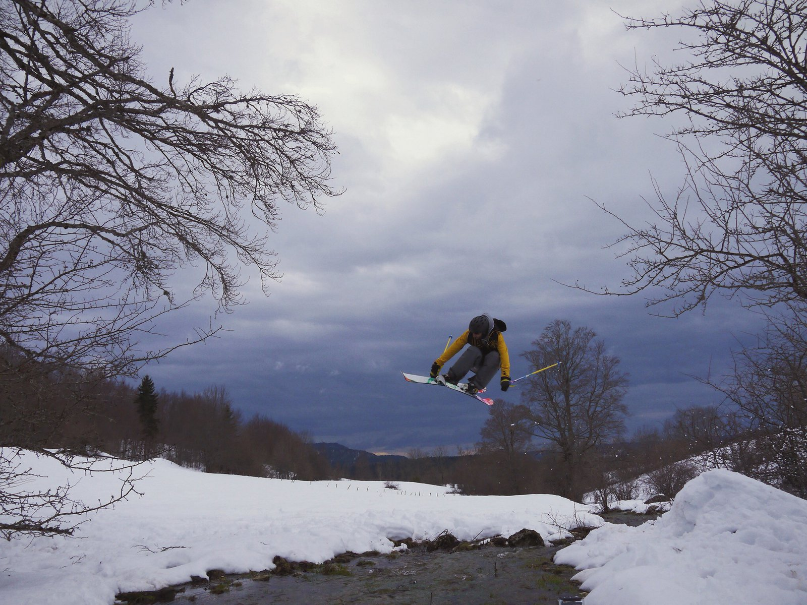 180over the river