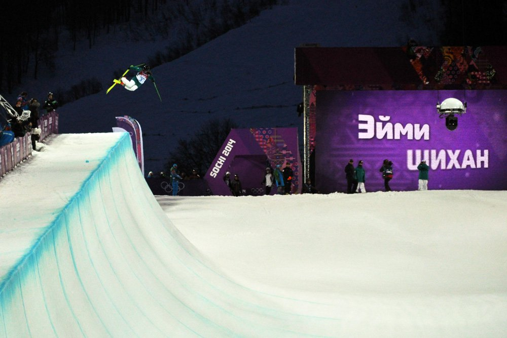 Women's Halfpipe Qualification Results and Photos