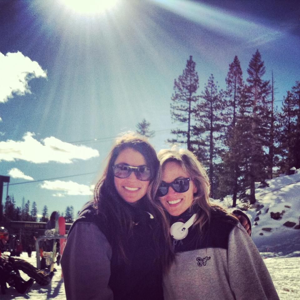 Ski Besties