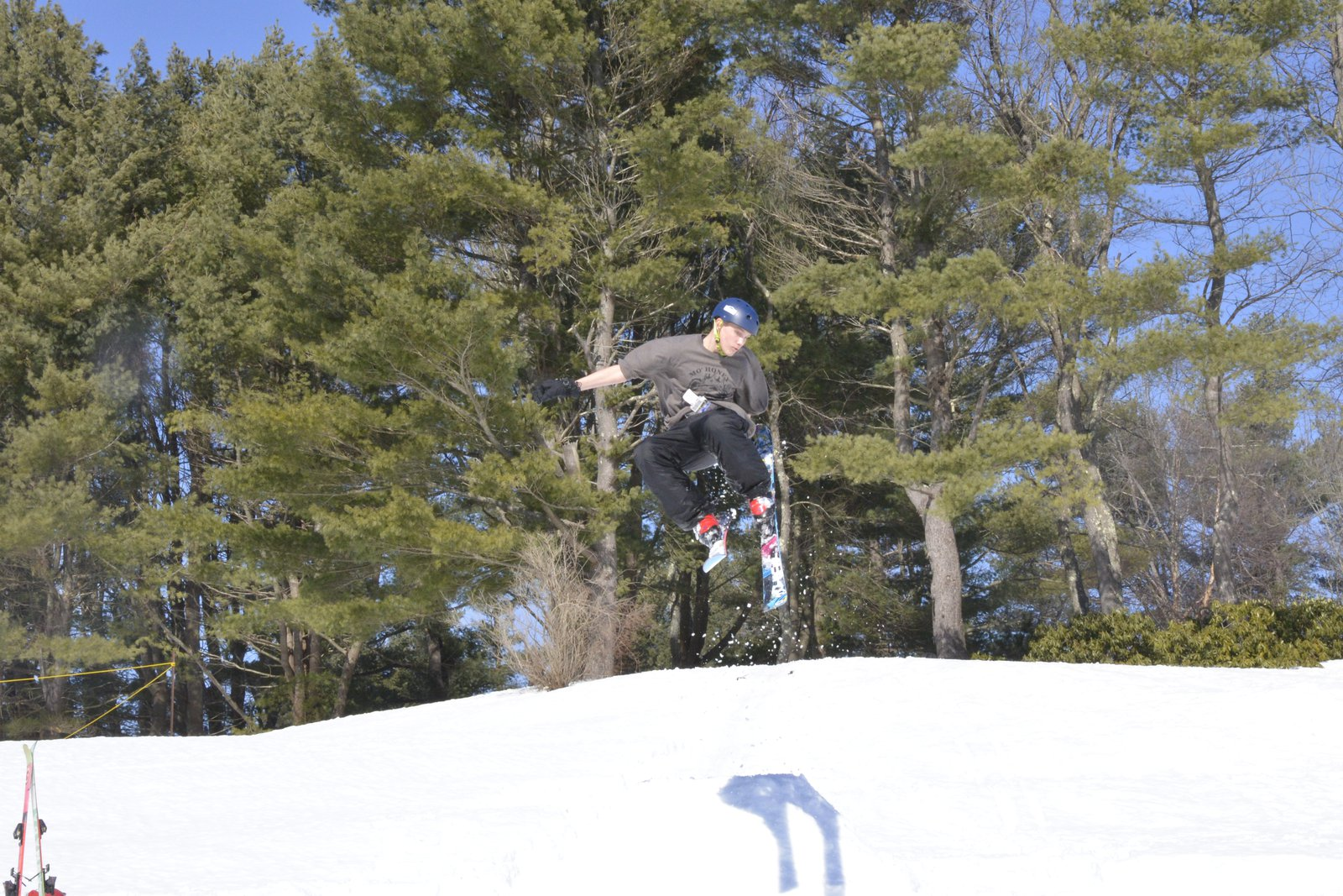 Little tail grab