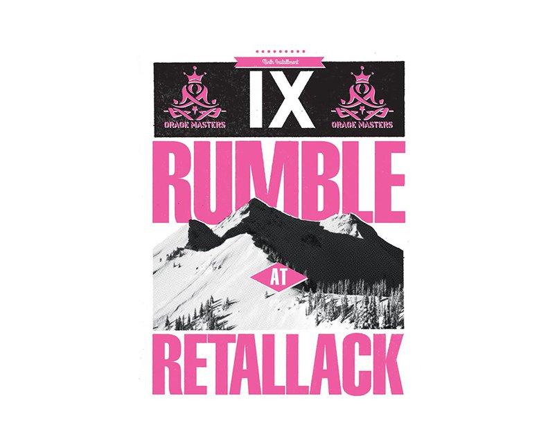 Orage Masters 9 � The Rumble at Retallack