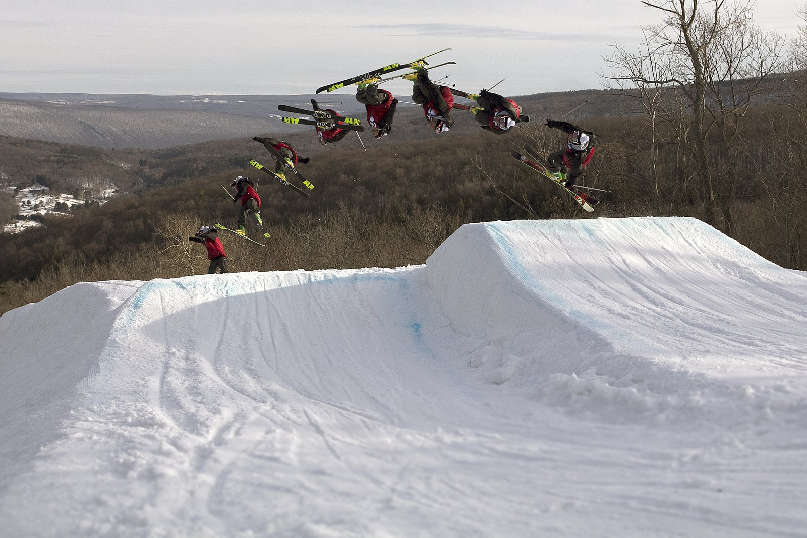 Underflip off the Booter