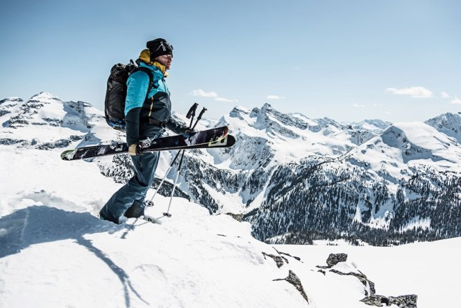 Greg Hill set to hike and ski 100k vertical meters in one month
