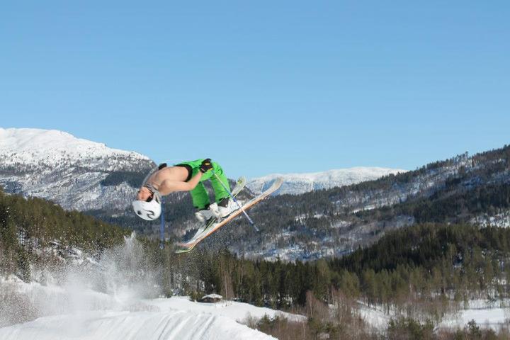 Backflip in 2012